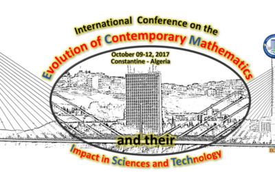 "The first international conference on the ""Evolution of Contemporary Mathematics and their Impact in Sciences and Technology"" (ECMI-SciTech 2017)"
