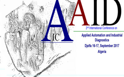 The second International Conference on Applied Automation and Industrial Diagnostics