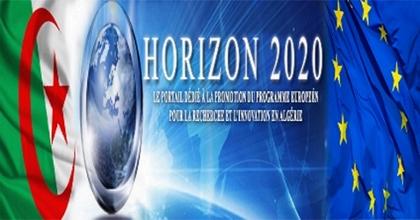 Séminaire de Formation Horizon 2020 – Février 2019