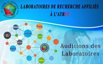 Laboratoires de Recherche Affiliés à l'ATRST & Programme d'Auditions des laboratoires de Recherche – ATRST –
