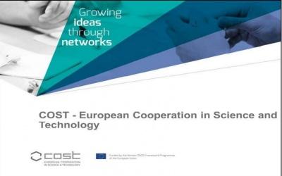 Programme COST – Coopération européenne en Sciences et Technologie