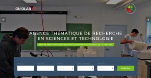 Base de données des laboratoires de Recherche en Sciences et Technologie