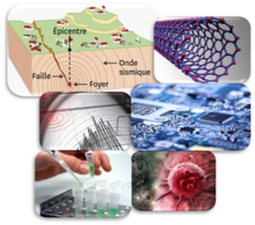 """APPEL : ECOLE THEMATIQUE """"Sismologie-Nanosciences et Nanotechnologies-Oncologie""""  du 01 au 05 Décembre 2019 à ALGER"""