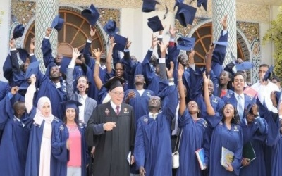 Lancement de l'appel aux bourses de l'université Pan Africaine 2021