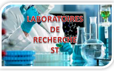 APPEL A CRÉATION DE LABORATOIRE DE RECHERCHE «SCIENCES ET TECHNOLOGIE » AU SEIN DES ETABLISSEMENTS D'ENSEIGNEMENT SUPÉRIEUR